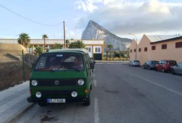 Hire a motorhome in Regensburg from private owners  VW Paule