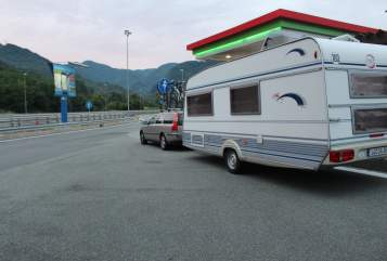 Hire a motorhome in Lüneburg from private owners  TEC Familiencamper