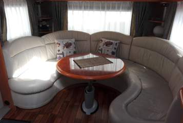Hire a motorhome in Hildesheim from private owners  Hobby Diarmid