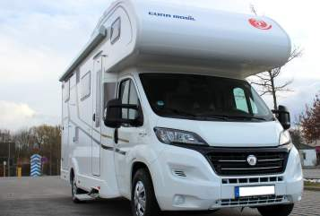 Hire a motorhome in Haimhausen from private owners| Eura Mobil Activa One