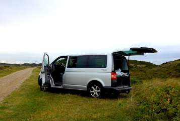 Hire a motorhome in Schaprode from private owners| VW Bruno