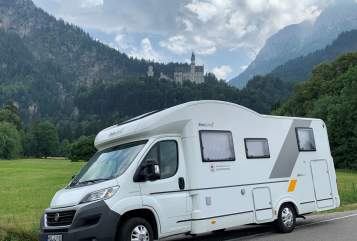 Hire a motorhome in Petershagen/Eggersdorf from private owners| Adria  Molly