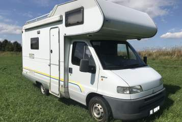 Hire a motorhome in Magdeburg from private owners| Bürstner Bürstner 530