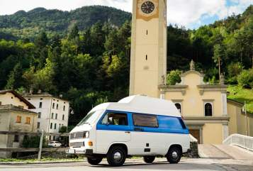 Hire a motorhome in Überlingen from private owners| Volkswagen Beny
