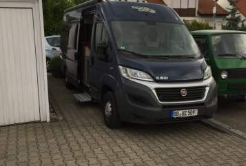 Hire a motorhome in Böblingen from private owners| Pössl Roadcar Pössl R 640