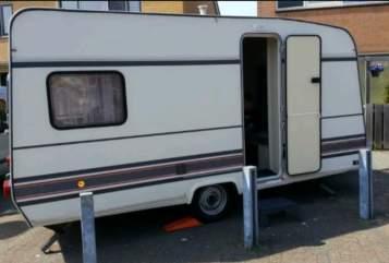 Hire a motorhome in Wassenaar from private owners| Bürstner Holiday 4persoons Leuke Bürstner