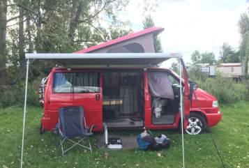 Hire a motorhome in Halle (Saale) from private owners  Volkswagen Käpt´n Balu