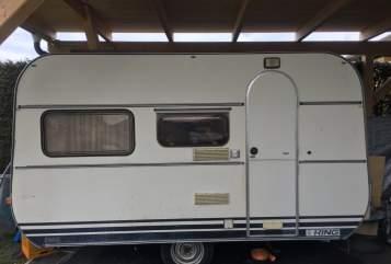 Hire a motorhome in Großendorf from private owners| TE Caravans Hans im Glück
