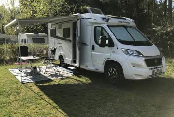 Hire a motorhome in Glandorf from private owners| Fiat Ducato Lady