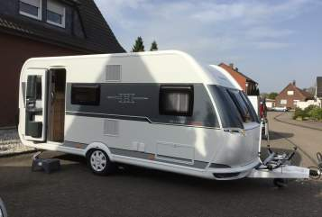 Hire a motorhome in Dülmen from private owners| Hobby Hobby De Luxe Edition 490 KMF