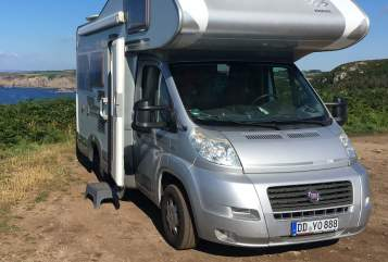 Hire a motorhome in Dresden from private owners| Knaus Elternzeitmobil Jojo
