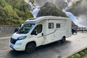Hire a motorhome in Griesheim from private owners| Fiat DIMO