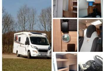 Hire a motorhome in Mönchengladbach from private owners| Weinsberg Freedom