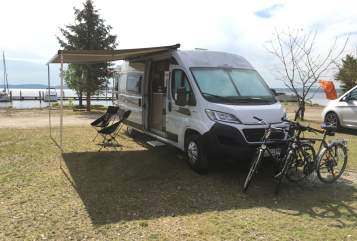 Hire a motorhome in Aachen from private owners  Roller Team Girasol