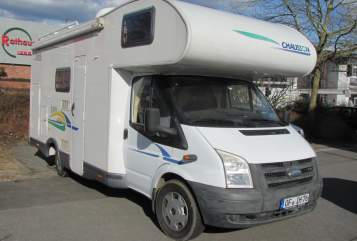 Hire a motorhome in Dietzenbach from private owners  Chauson Flash 3 Nicolino