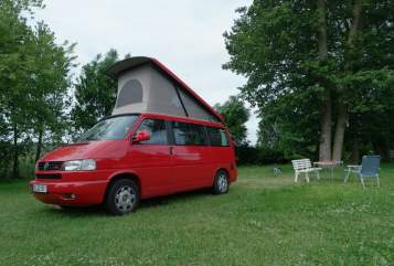 Hire a motorhome in Dresden from private owners| Volkswagen  Carl