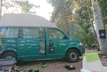 Hire a motorhome in Freiburg im Breisgau from private owners| Volkswagen Hubert