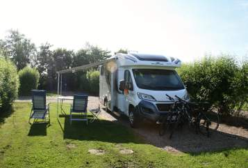 Hire a motorhome in Bondorf from private owners| Roller Team  Mike´S Camper