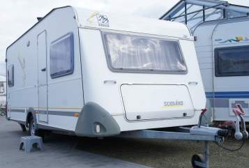 Hire a motorhome in Jessen (Elster) from private owners| Knaus Südwind Knaus Cheers