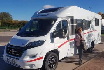 Hire a motorhome in Koblenz from private owners  Sunlight Wolfmobil