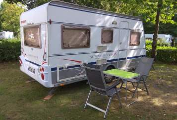 Hire a motorhome in Haibach from private owners  Dethleffs Sommerfuchs