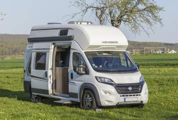 Hire a motorhome in Glashütten from private owners| Weinsberg Urlauber