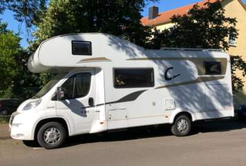 Hire a motorhome in Bonn from private owners| Carado Wibuschu