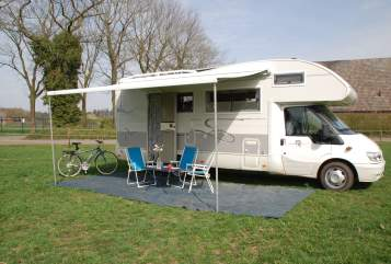 Hire a motorhome in Tilburg from private owners  Ford Transit 1 Ford Rimor678