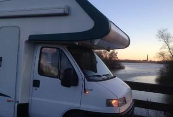Hire a motorhome in Amstelveen from private owners| Fiat  Fiat Weinsberg