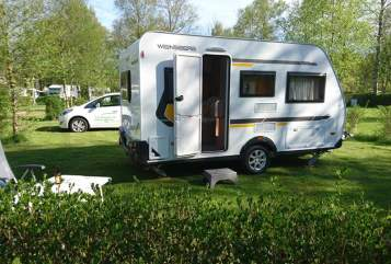 Hire a motorhome in Schwentinental from private owners| Weinsberg Kieler Cara (Neufahrzeug) bei Kiel