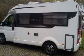 Hire a motorhome in Villingen-Schwenningen from private owners| Bürstner Gonzowmobil