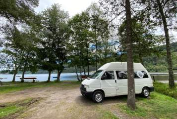 Hire a motorhome in Pfedelbach from private owners| Vw T4