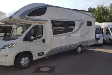 Hire a motorhome in Saarbrücken from private owners| Citroen PLA 744 Oscar