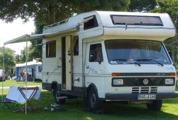 Hire a motorhome in Gernsbach from private owners| Volkswagen LT 31 Myles