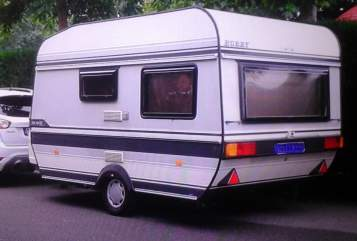 Hire a motorhome in Königswinter from private owners  Hobby Mariellchen