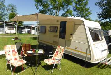 Hire a motorhome in Berg from private owners| Sterckeman Campy