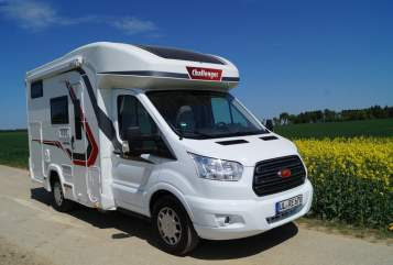 Hire a motorhome in Ehingen (Donau) from private owners| Challenger Der Wendige