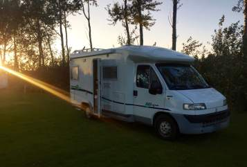 Hire a motorhome in Bochum from private owners| Chausson Chausson