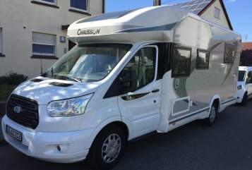 Hire a motorhome in Hemmingen from private owners| Ford Chausson CID 2