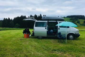 Hire a motorhome in Nürnberg from private owners| Volkswagen Surferbulli