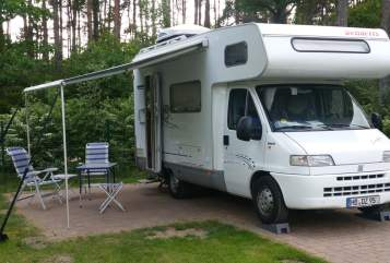 Hire a motorhome in Bremen from private owners| FIAT Ducato Ramonalisa