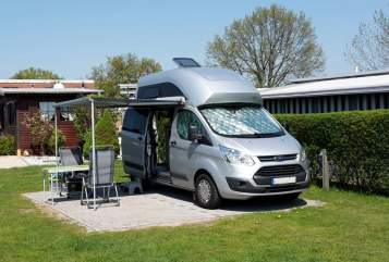 Hire a motorhome in München from private owners| Ford Nugget LudwigMaxmilian