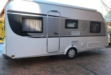 Hire a motorhome in Verl from private owners  Knaus 500 EU Sport Knaus 500 Klima