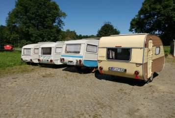 Hire a motorhome in Zittau from private owners| Qek Qek Junior