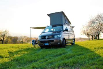 Hire a motorhome in Dresden from private owners| Volkswagen Icke