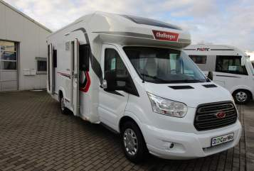 Hire a motorhome in Freisen from private owners| Ford  Carlchen