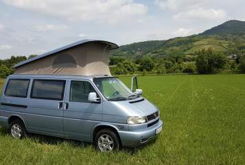 Hire a motorhome in Zwingenberg from private owners  Volkswagen Kalea