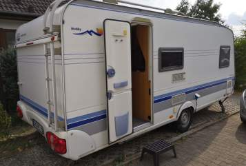 Hire a motorhome in Rinteln from private owners| Hobby Michel