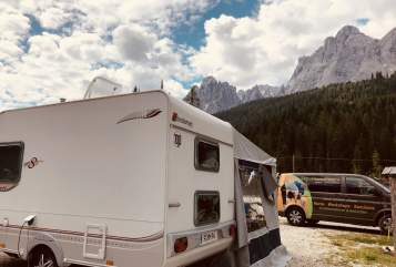 Hire a motorhome in Temnitztal from private owners| Sterckemann Marlie