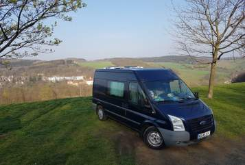 Hire a motorhome in Kassel from private owners  Ford Knatter Karl